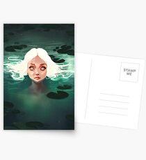 Nymphe Cartes postales