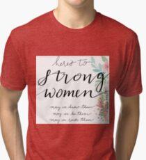 To You Tri-blend T-Shirt