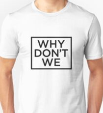 Why Dont We Merchandise T-Shirt