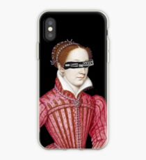 Mary, Queen of Scots iPhone Case