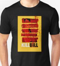 Kill Bill: Death List Five  T-Shirt