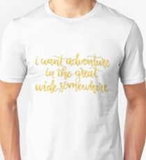 so much more than this provincial life T-Shirt