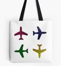Flugzeuge Tote Bag