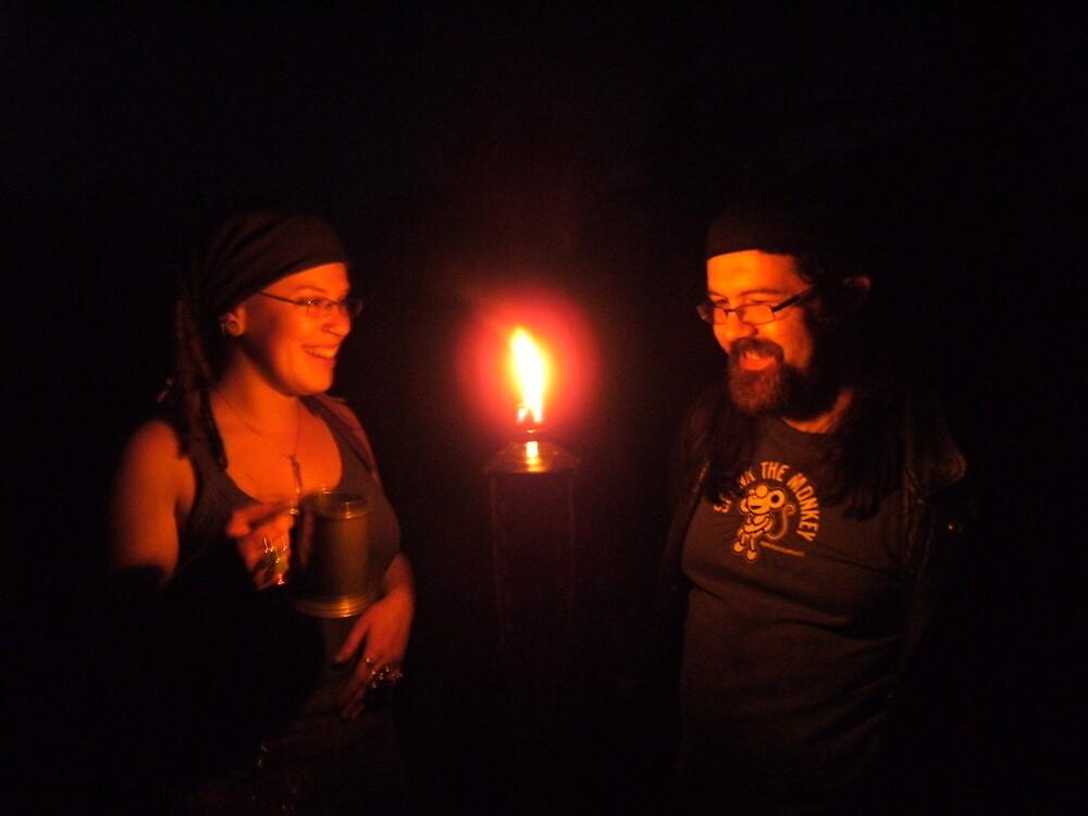 Firelight by Jonathon Horner