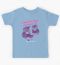 Laser Tag Kitten 2 Kids Clothes