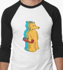 Quazception Men's Baseball ¾ T-Shirt