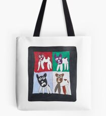 Cat by Jonathan Fortier Tote Bag