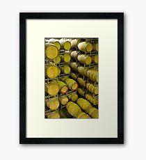 barrel hall #2 Framed Print