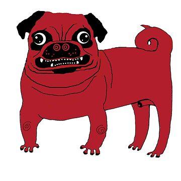 Fu Dog by gregorfanos