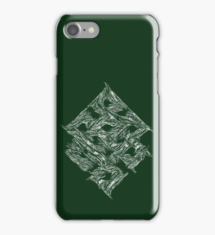 Wood Knot iPhone Case/Skin
