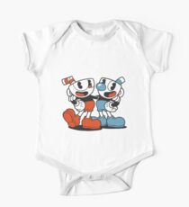 Cuphead and Mugman Kids Clothes