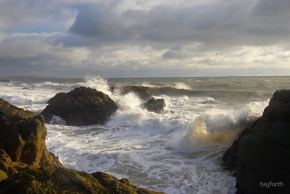 Wave power by tayforth