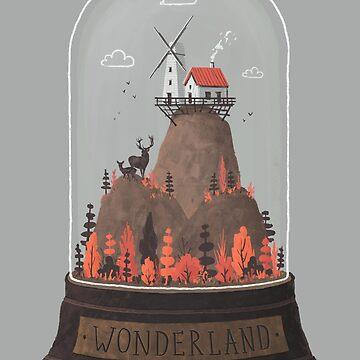Wonderland by filgouvea