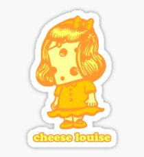 Cheese Louise Sticker