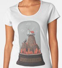 Wonderland Women's Premium T-Shirt