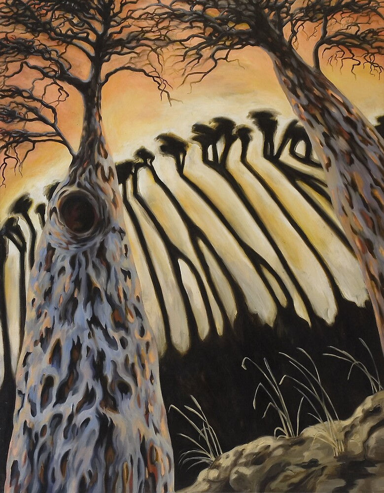 Reaching by Debra Goldsmith