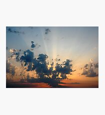 From Dusk Till Dawn #7 Photographic Print