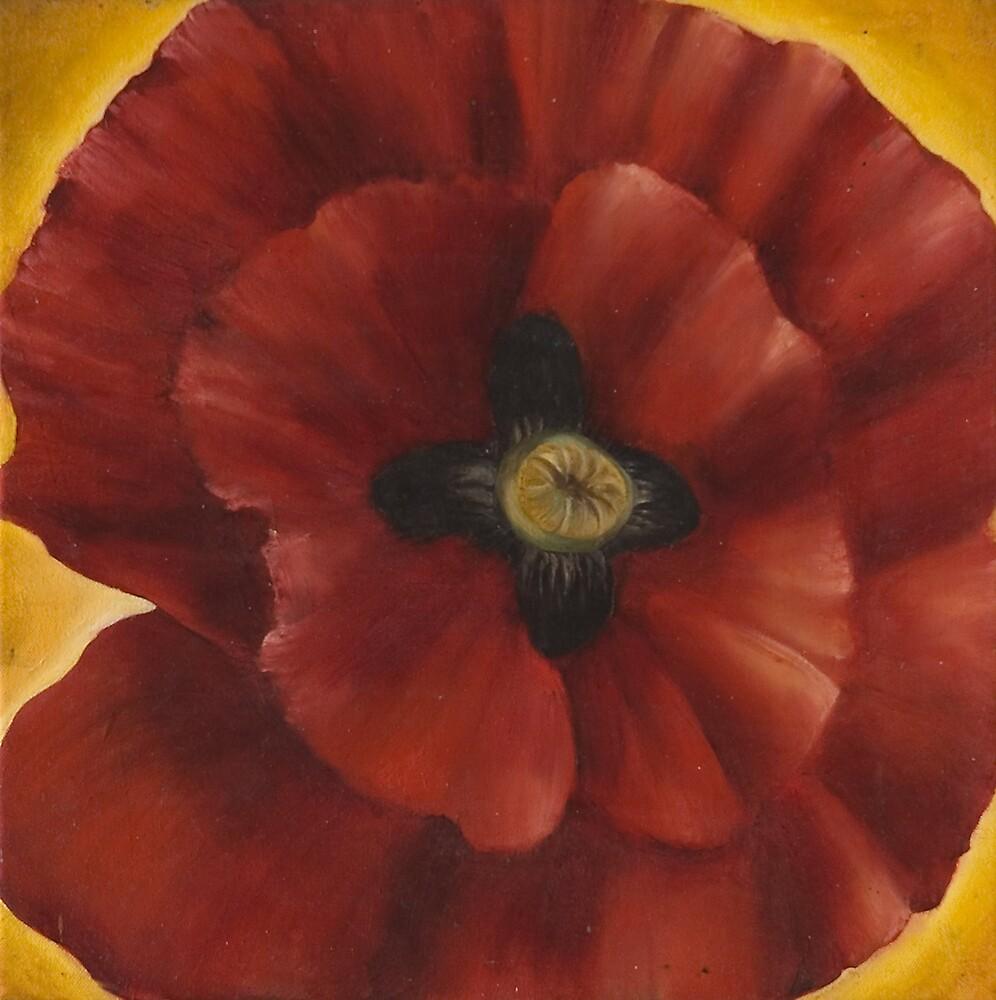 poppy by Debra Goldsmith