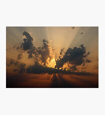 From Dusk Till Dawn #9 Photographic Print
