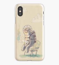 Lawn Chair iPhone Case/Skin