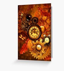 Autumnal Equinox Greeting Card