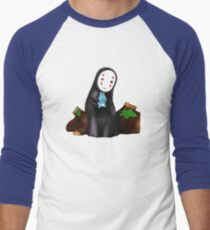No Face in a Tree Trunk  T-Shirt
