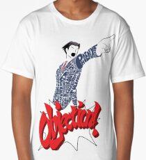 Phoenix Wright Bits! Long T-Shirt