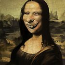 The Mona Lisa needs braces by John Little