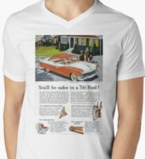 You'll Be Safer in a '56 Ford  T-Shirt