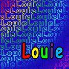 Louie is prepared! by haymelter
