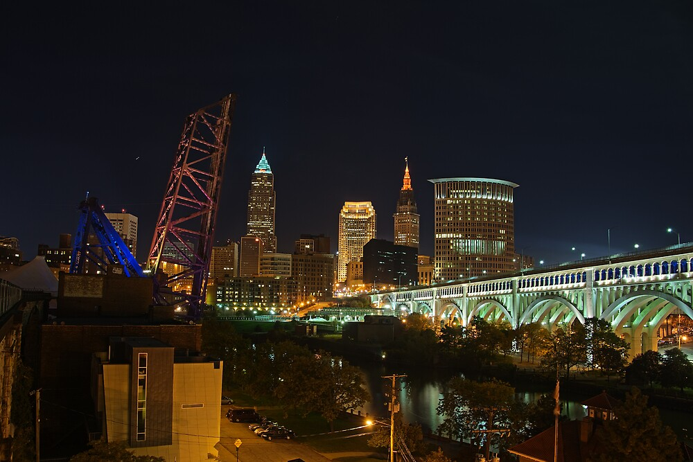 Quintessential Cleveland #2 by MClementReilly