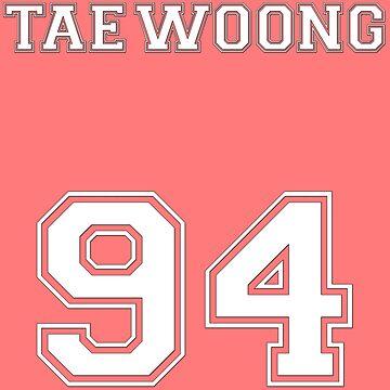Taewoong 94 Varsity by renkim28