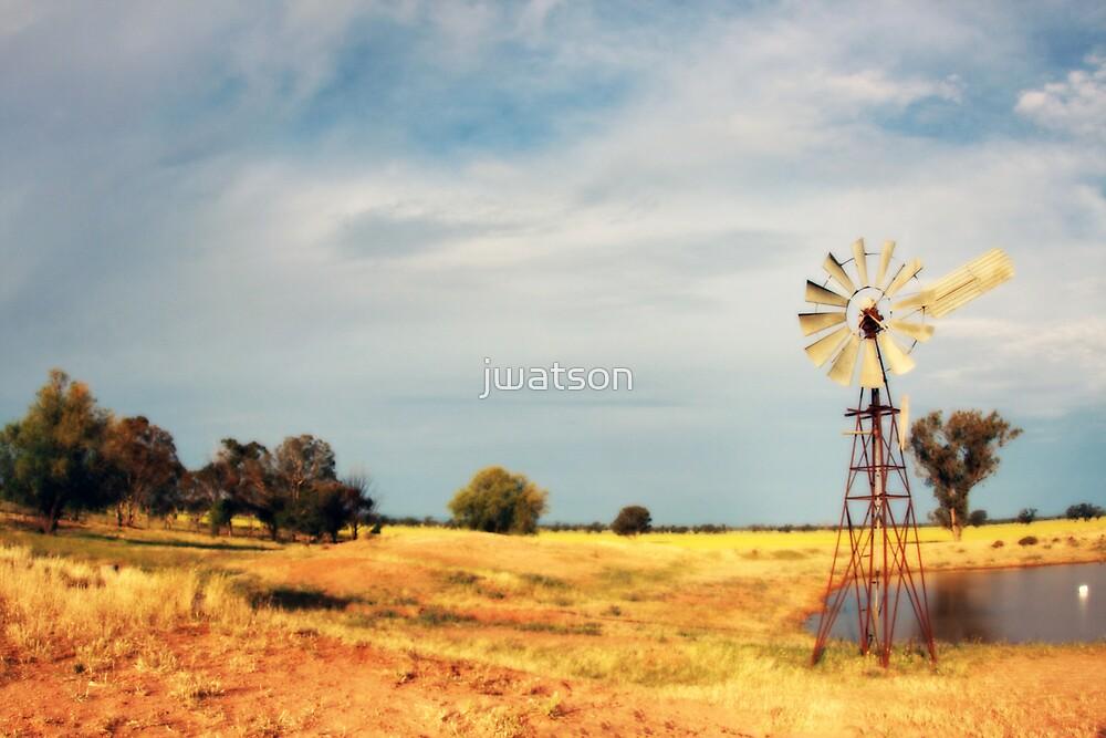 40km from Temora, NSW by jwatson