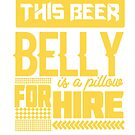 Beer Belly by Dave Jo