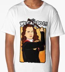 We can do it Long T-Shirt