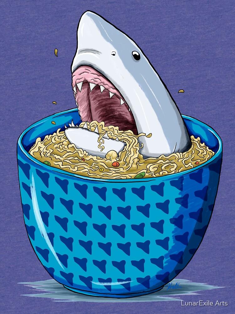 Tiburón Ramen de kfdesign112