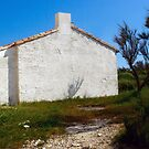 Lighthouse Keepers Cottage by Pamela Jayne Smith