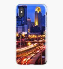 Minneapolis Saturday Night iPhone Case