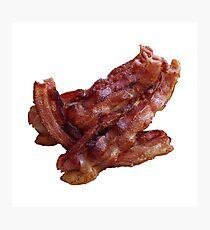 mmmmm Bacon Photographic Print
