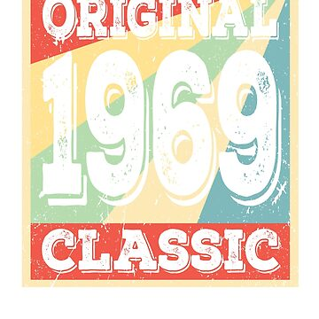 Original 1969 Classic Birthday Gift by prosperousjewel
