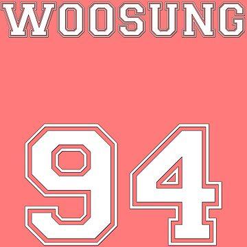 Woosung 94 Varsity by renkim28