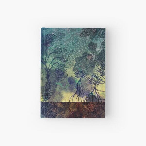Waiting for Spring Hardcover Journal