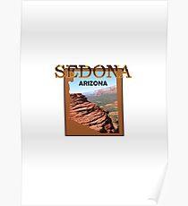 Country Icons - Arizona Poster