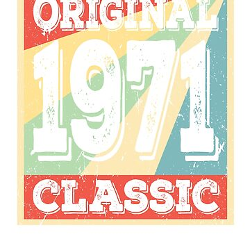 Original 1971 Classic Birthday Gift by prosperousjewel