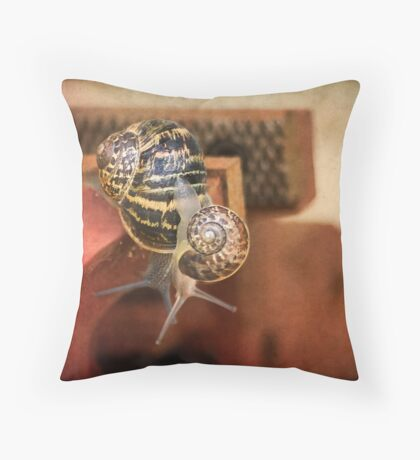 Members of the Vice Squad Throw Pillow