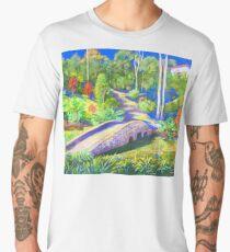 Tamborine Mountain Botanical Garden  Men's Premium T-Shirt