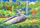 Tamborine Mountain Botanical Garden  by Virginia McGowan