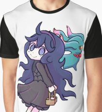 Hex Maniac (Pokemon) Graphic T-Shirt