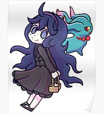 Hex Maniac (Pokemon) Poster