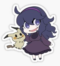 Hex Maniac (Pokemon) Sticker